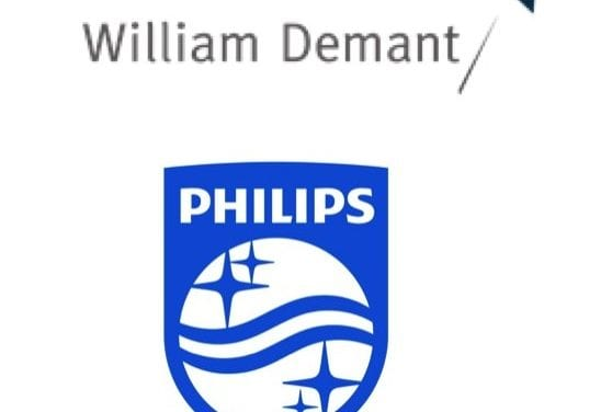 William Demant and Philips Enter into Hearing Aid Branding Partnership
