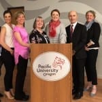 Pacific University–Oregon's School of Audiology Holds 7th 'White Coat Ceremony'