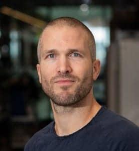 François Lallemend, research group leader at the Department of Neuroscience, Karolinska Institutet