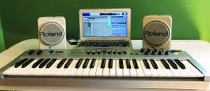 Figure 1. A basic composing studio.