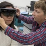 RIT/NTID Earns National Science Foundation Funding to Explore Augmented Reality Technology
