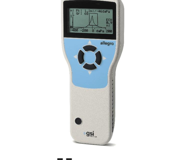 Grason-Stadler Launches GSI Allegro Handheld Screening Tympanometer
