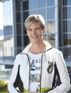Beate Gromke, 2018 EUHA President