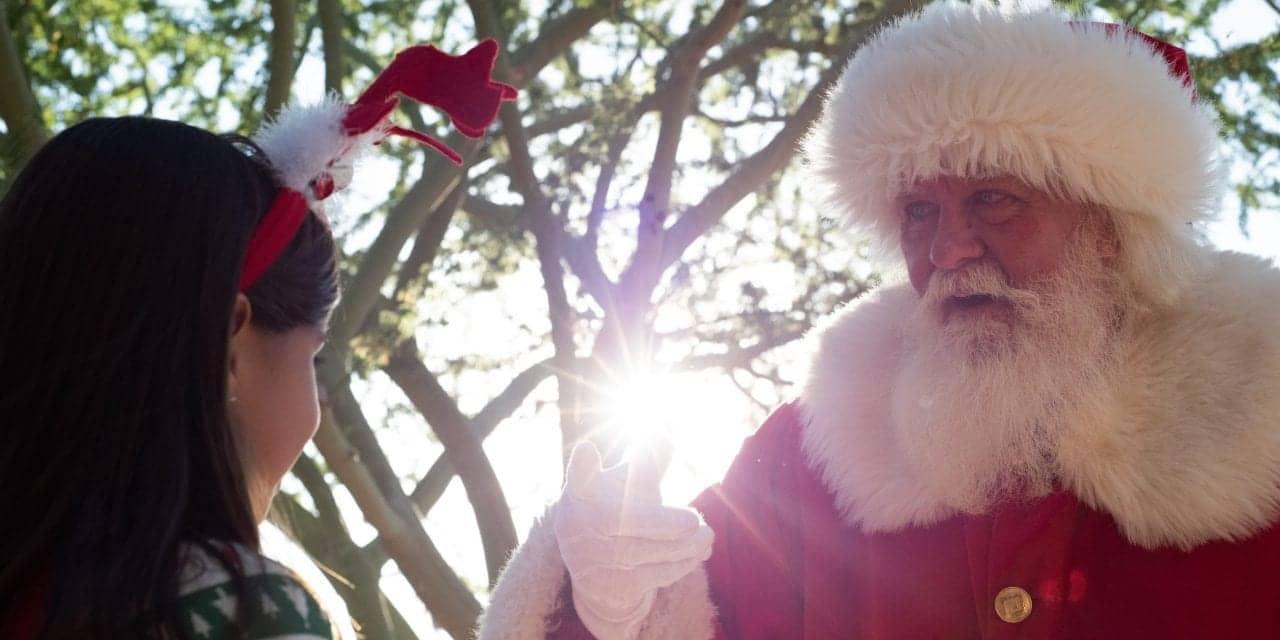 Helping Santa Cope with Hearing Loss This Holiday Season