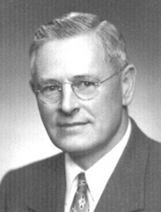 """Hallowell Davis (1896-1992) was the lead author of the March 1946 paper, """"The Selection of Hearing Aids,""""1 which later became known as """"The Harvard Report."""" Davis was an associate professor of physiology and director of the Psycho-Acoustic Laboratory  (PAL) at Harvard until 1946, when he moved to the Central Institute for the Deaf (CID) where he was a pioneer in the physiology of hearing and a director of research. In his career, he worked to build better hearing aids for combat veterans who had hearing loss, and his research included electrophysiology, behavioral psychology, and electroacoustic engineering. This interdisciplinary approach was embodied in his 1947 textbook with S. Richard Silverman of CID, Hearing and Deafness: A Guide for Laymen. Subsequent editions made it an important tool for students in the emerging field of audiology."""