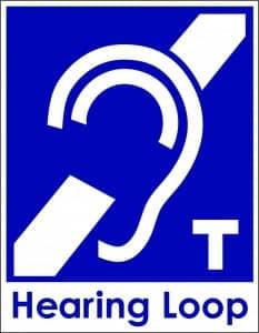 Loop Logo - with Hearing Loop ONLY in JPG format