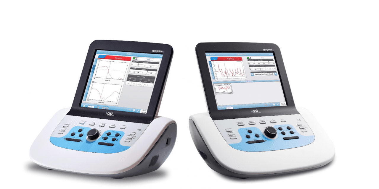 GSI Releases New Testing Options for TympStar Pro