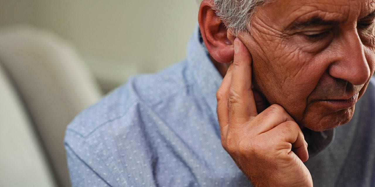 Hearing Loss in the Ninth Decade of Life