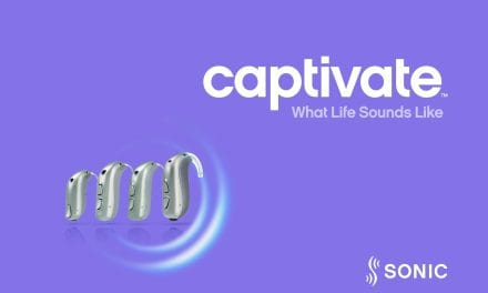 Sonic to Demonstrate Captivate Hearing Aid Family at 2019 AAA Conference