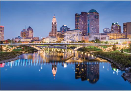 AAA 2019 Being Held in Columbus, Ohio, this Week