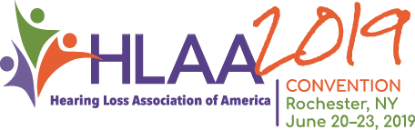 HLAA 2019 Convention to Take Place June 20-23 in Rochester, New York