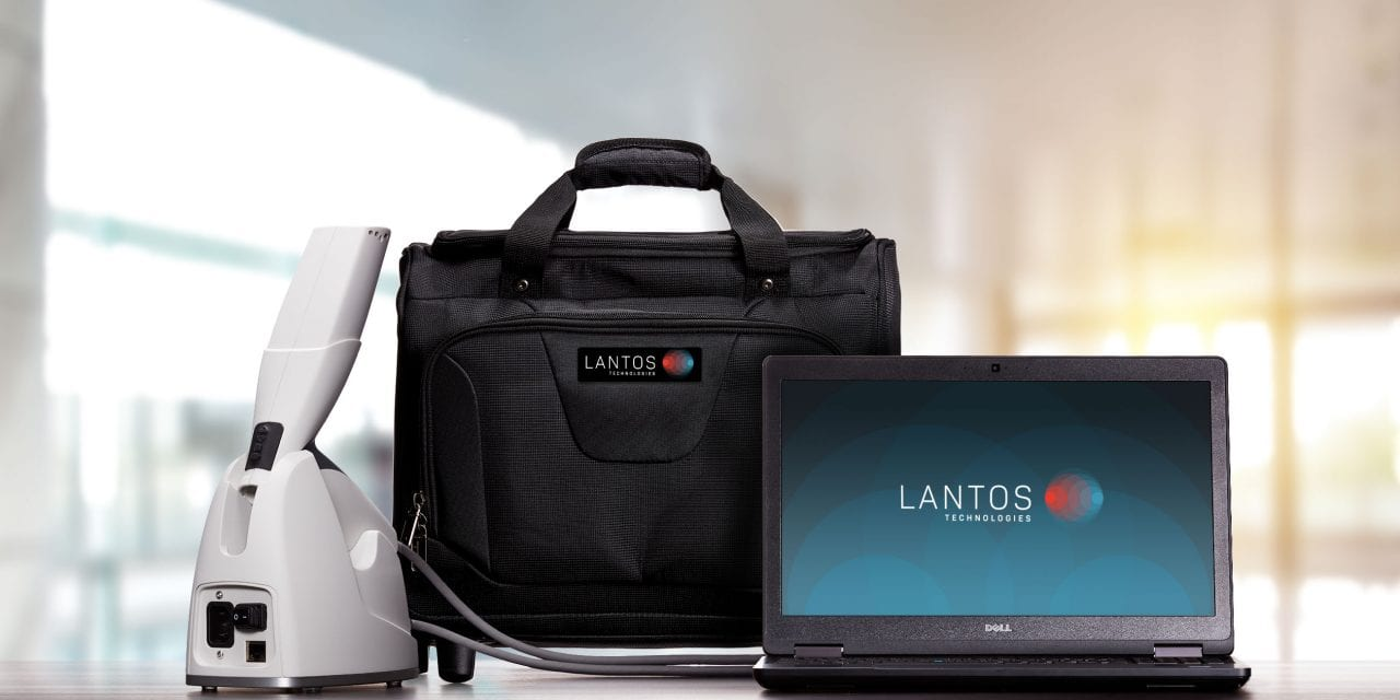 Lantos Technologies Releases New 3D Ear Scanning System