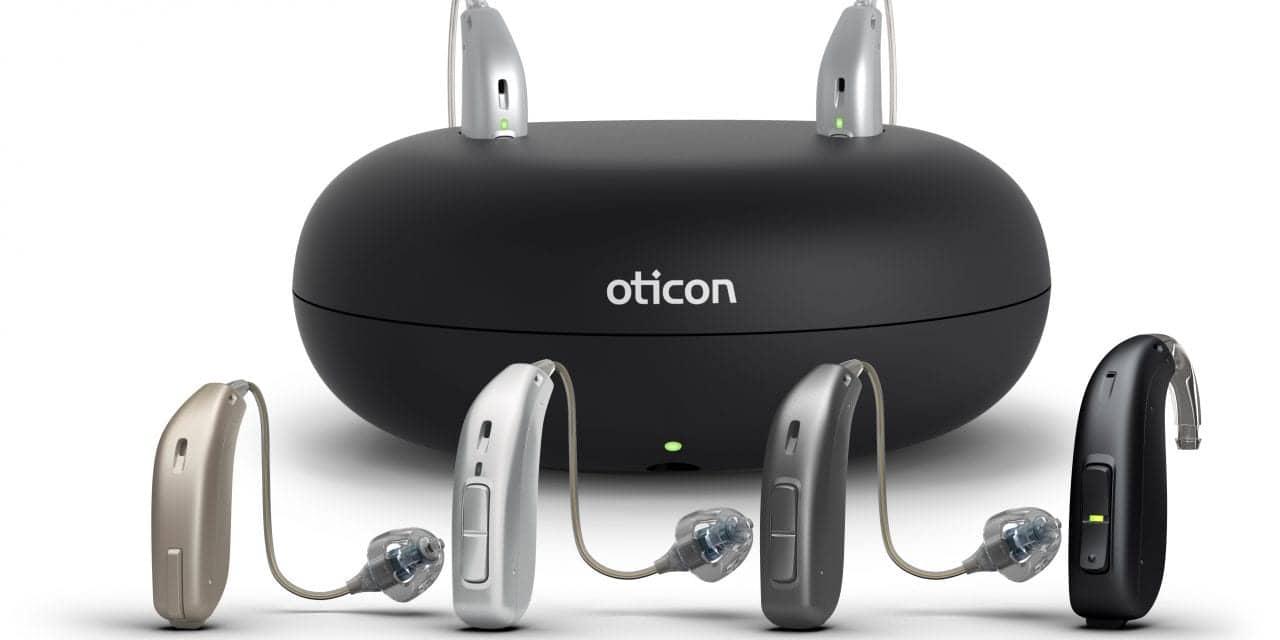 Oticon Launches Opn S