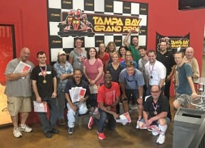 MedRx as a company prides itself on a family atmosphere with a fun, lively work environment. The company has many employees who have been with the company 15+ years, with 3 having been with the company over 20 years. MedRx holds regular company events like painting, go-kart racing, and escape rooms which keeps everyone tight-knit.