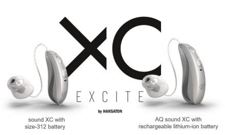 Hansaton Launches Excite Hearing System Platform