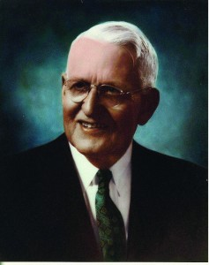 Harvey Fletcher (1884–1981) was a physicist who joined Bell Laboratories and became a pioneer in speech and hearing sciences.