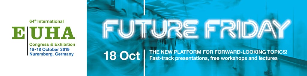 'Future Friday' Event to Highlight Hearing Technology at EUHA 64th Annual Congress