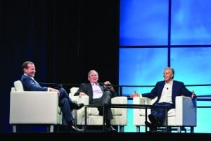 During the 2018 Expo, Starkey President Brandon Sawalich interviewed former US President George W. Bush and former British Prime Minister Tony Blair in an entertaining and informative session focusing on leadership.