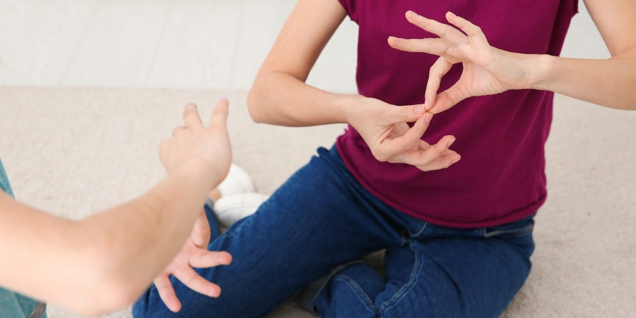 Deaf Infants May Be More Attuned to Parent's Visual Cues, New Research Shows