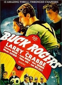 Figure 3. Our basic comprehensive battery of audology tests were created primarily in the 1930-40s, about the same time as the creation of Buck Rogers.