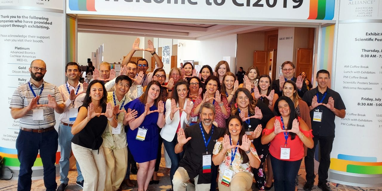 The University of Miami Hosts 16th Symposium on Cochlear Implants in Children
