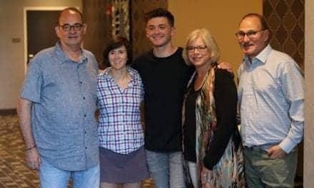 Singer/Songwriter Jonathan Hutcherson Offers Inspiration and Music at 2019 AG Bell LOFT Program