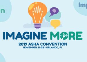 ASHA 2019 Convention