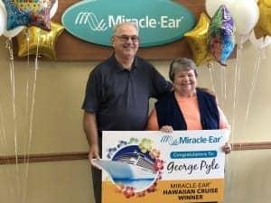 George and Carol Pyle