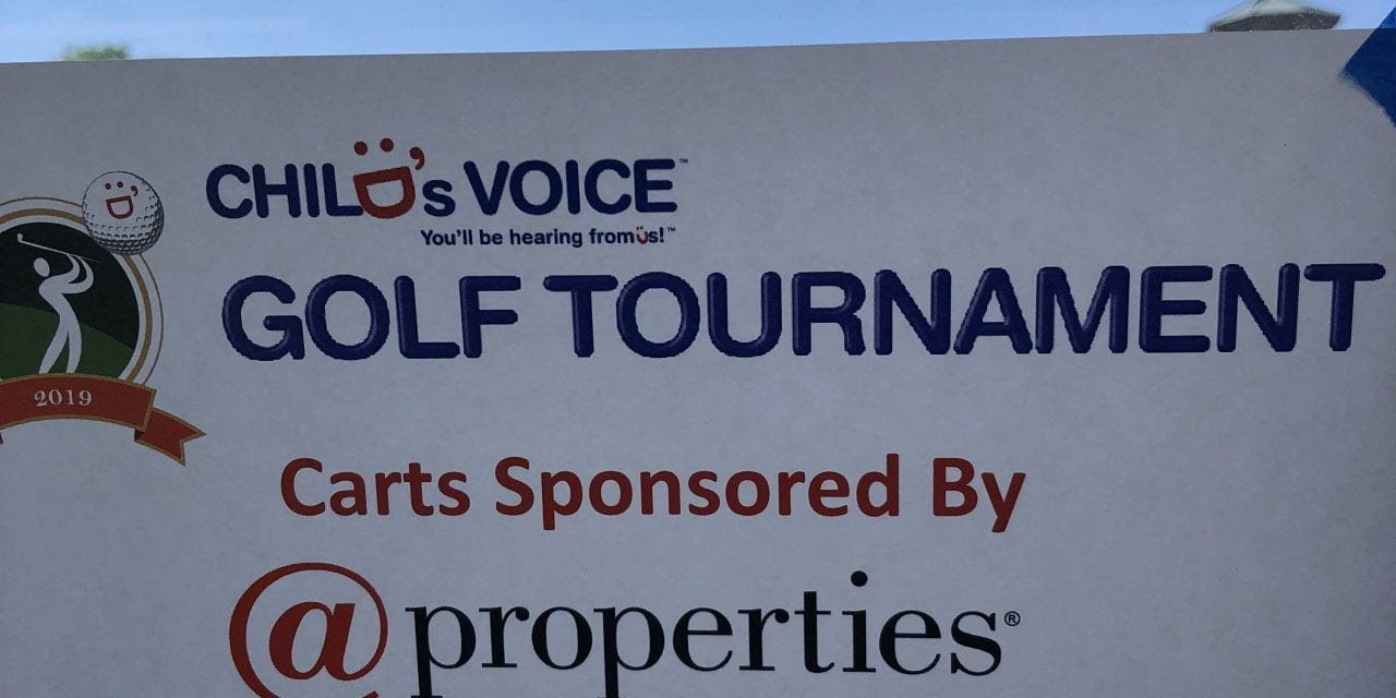 Phonak Sponsors Child's Voice Golf Tournament