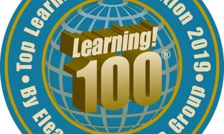 Oticon Receives 2019 Learning! 100 Award for Workforce Development