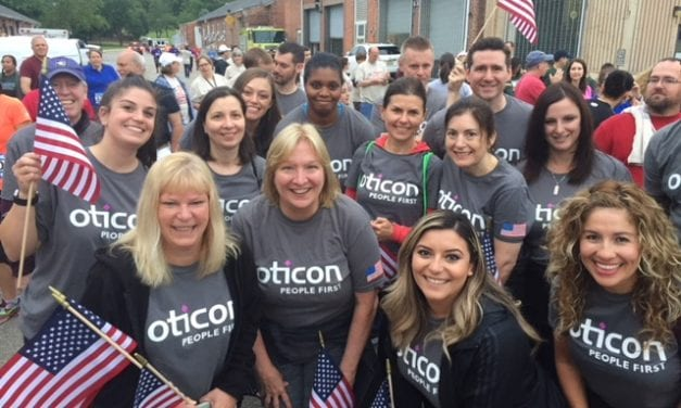 Oticon Government Services Supports Hope for Veterans During 5K Run/Walk Event