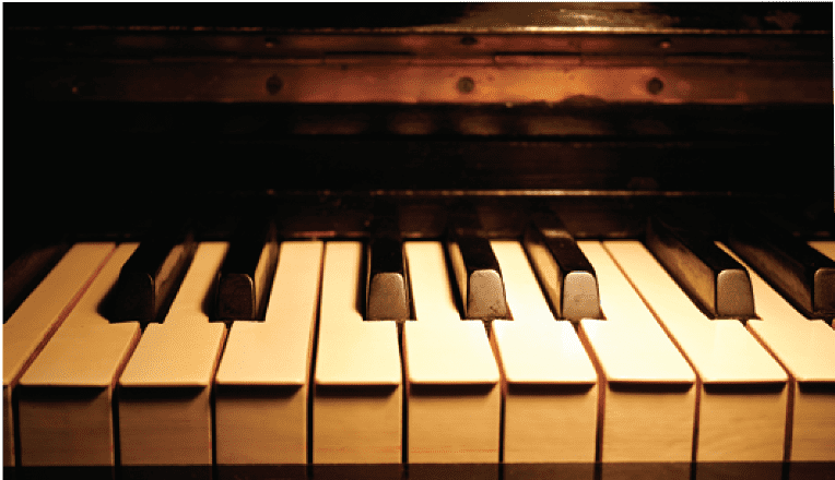 Testing for Cochlear Dead Regions Using a Piano