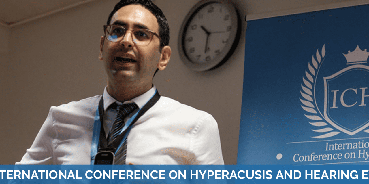 5th International Conference on Hyperacusis to Take Place July 16-17, 2020 in London