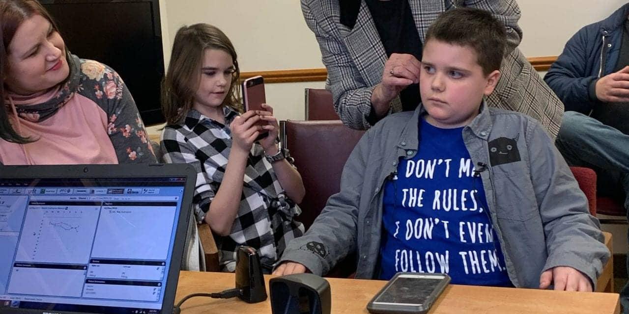 Starkey and Hopco Hearing Donate Hearing Aids to Michigan Boy