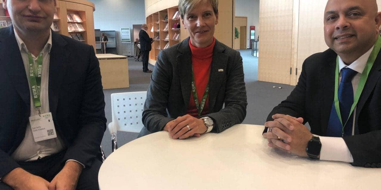 EUHA 2019 Focuses on AI and New Technology