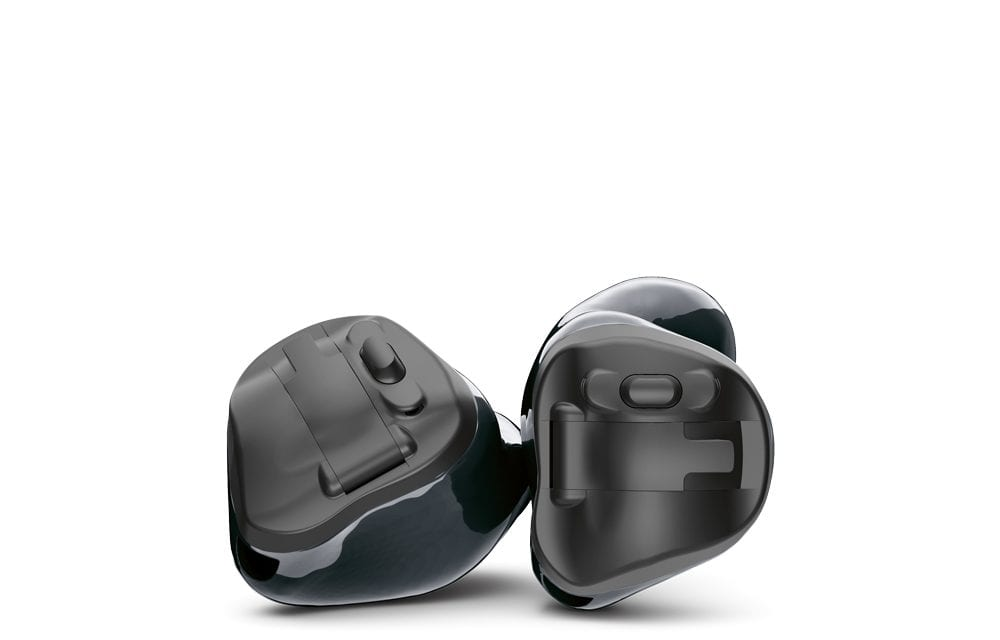 Phonak Launches Virto Black Hearing Aid