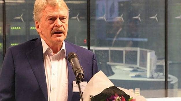 Søren Westermann Named DTU's 2020 Honorary Alumnus
