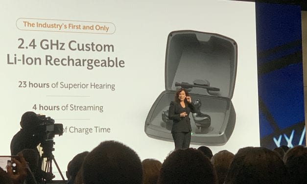 Starkey Launches Livio Edge AI and Several Firsts at Hearing Innovations Expo