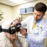 UT Dallas Callier Center Evaluates Patients for Vestibular Disorders