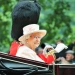 Queen Elizabeth II Photographed Wearing Hearing Aid
