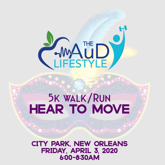AuDLifestyle to Hold 'Hear to Move' 5K Walk/Run on April 3