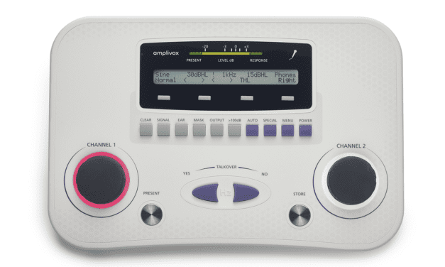 Amplivox Releases Model 270 + Audiometer
