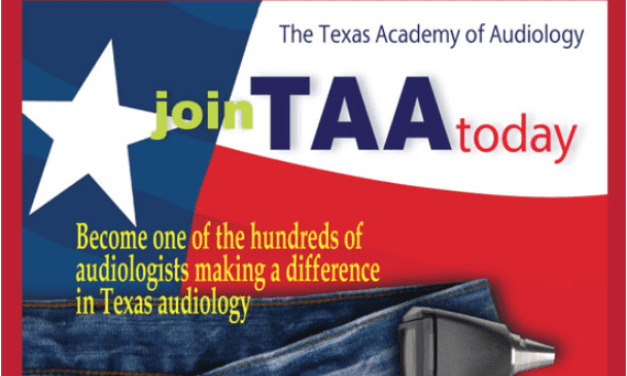 21st Annual Texas Academy of Audiology Conference to Take Place Oct. 15-17