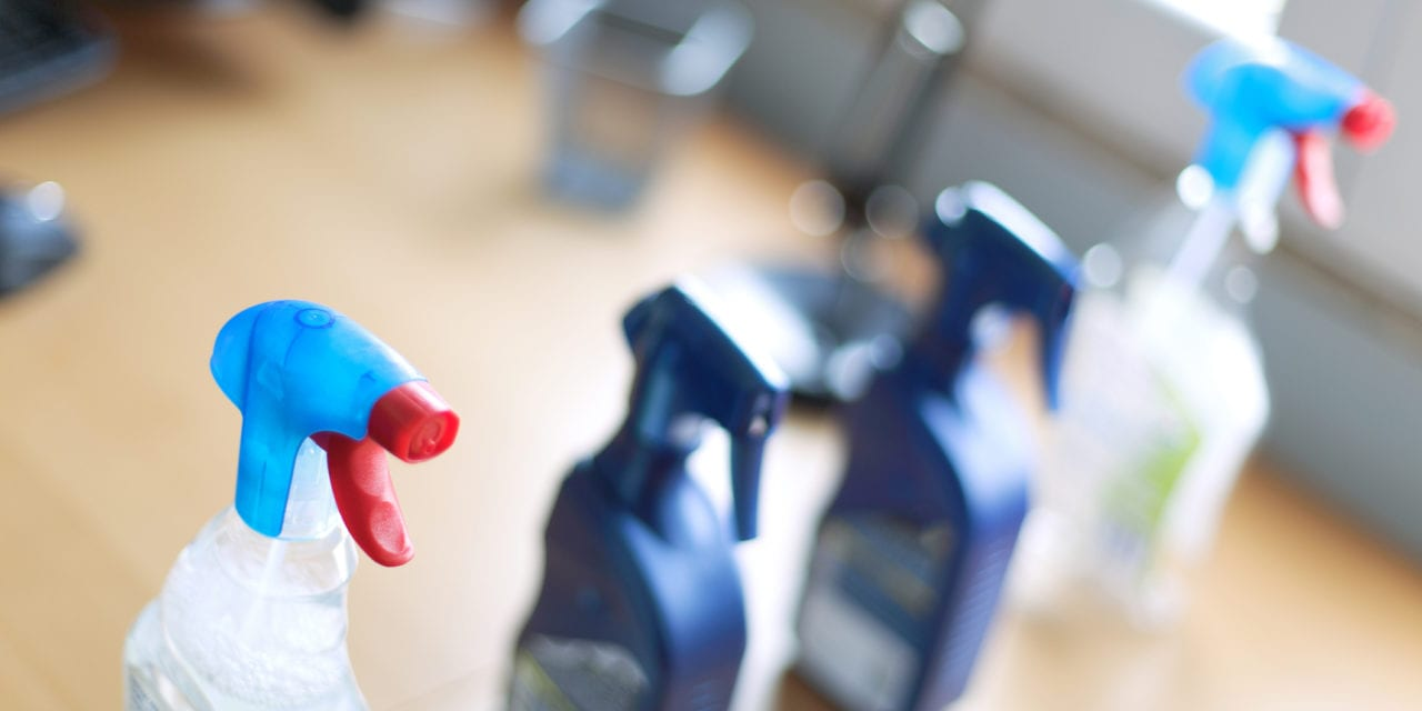 Household Chemical Use May Be Linked to Child Language Delays