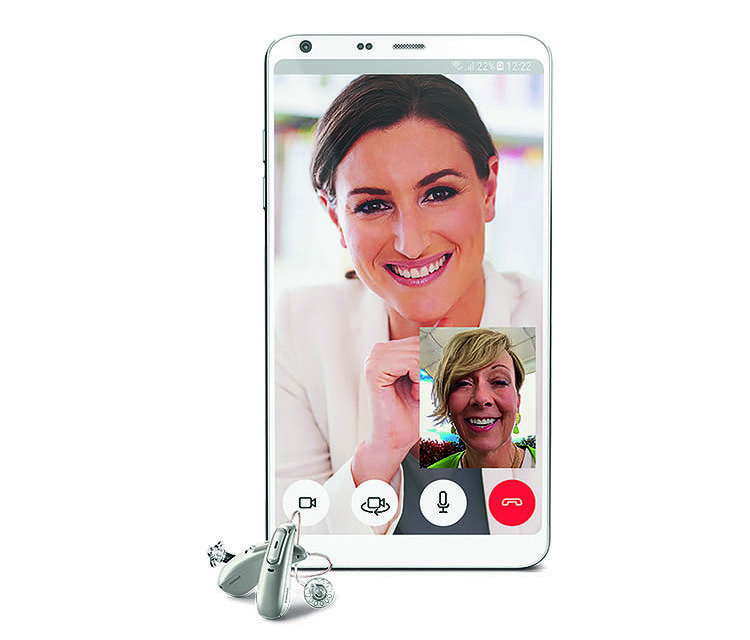 New Phonak Telehealth Technology Will Help Enable Remote Hearing Aid Fittings
