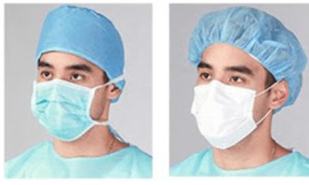 How Do Medical Masks Degrade Speech Reception?