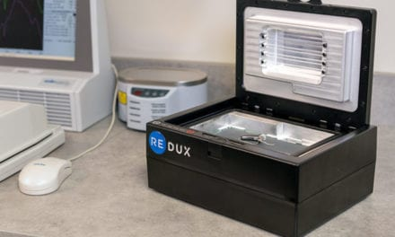 Redux Drying System Wins Silver 2020 Edison Award