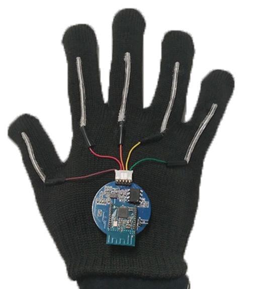 UCLA Researchers Develop Glove to Translate ASL into English Speech Through App