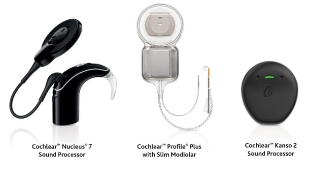 Cochlear Announces FDA Approval of Three New Products