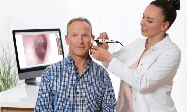 MedRx Launches USB Video Otoscope